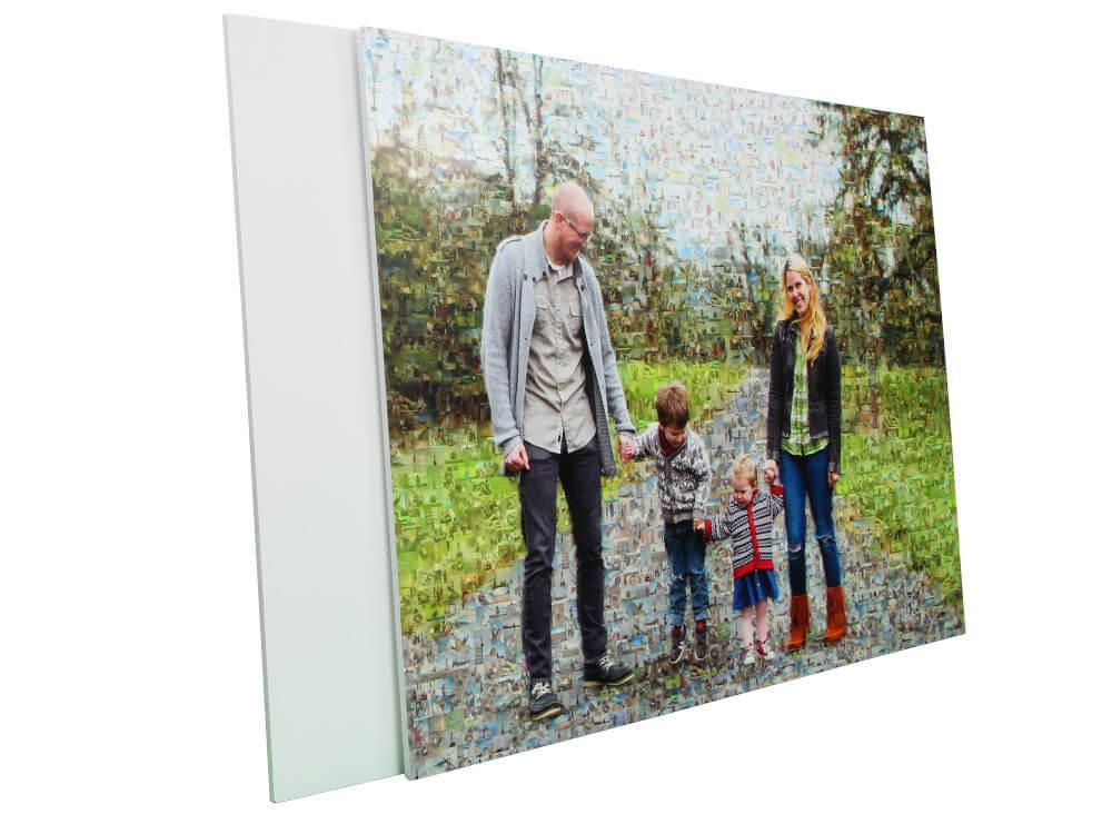 Teilmosaik Familie auf Forex