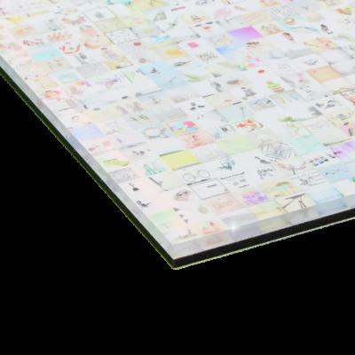 canvas alternative: acrylic glass